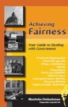 achieving fairness guide cover