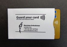 ID shield for credit and debit cards