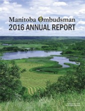 cover of 2016 annual report