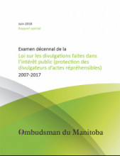 10-year review of PIDA cover in French